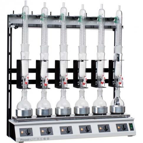 索氏油脂萃取加熱裝置RS系列 1
